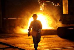 В КНР объявили о прекращении производства низкокачественных стальных прутков